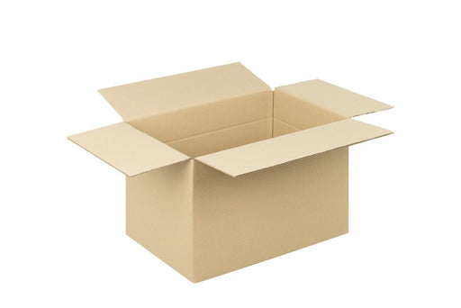 100% Recycled Double Wall Cardboard Boxes Brown, Min. Order (Pack of 20 pieces)