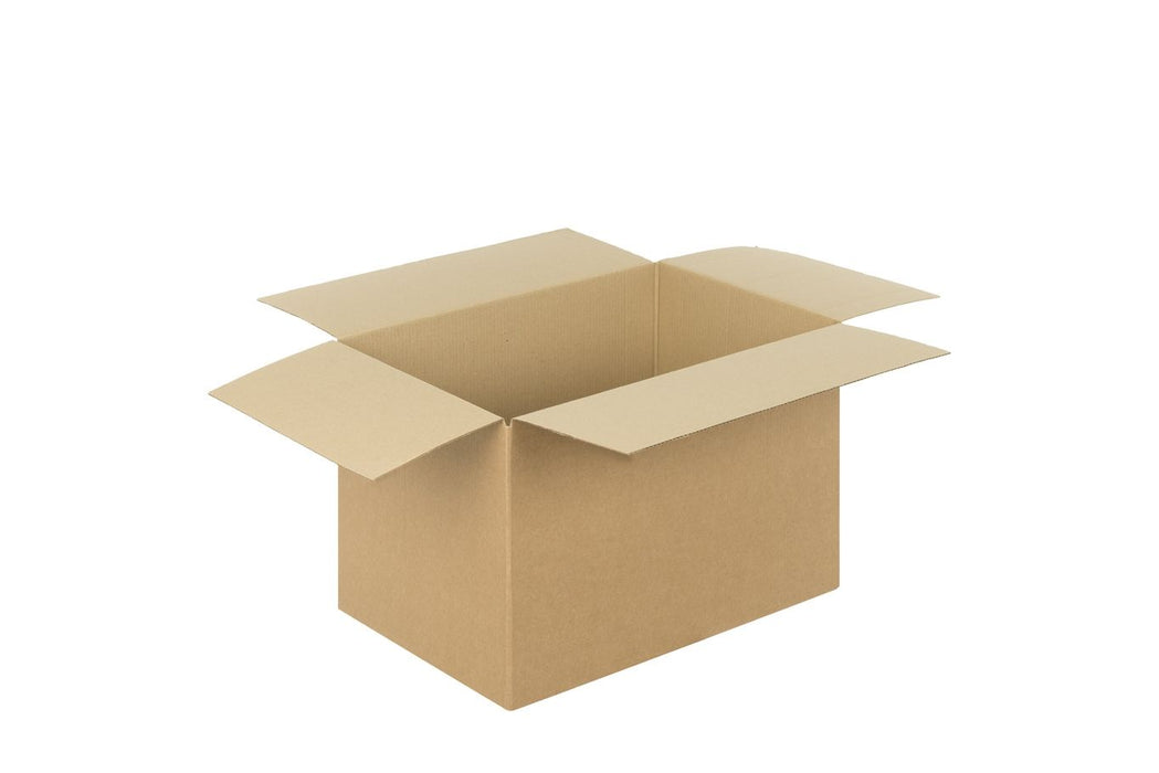 100% Recycled and FSC Certified Brown Single Wall Cardboard Boxes - The sustainable sourcing company