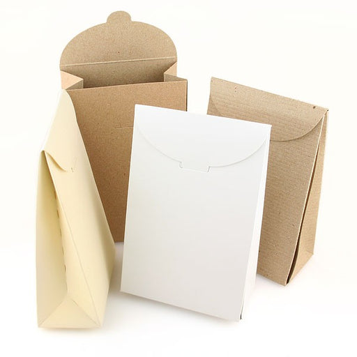 100% Recycled Tapered Gift Boxes, Min. Order (Pack of 10 pieces)