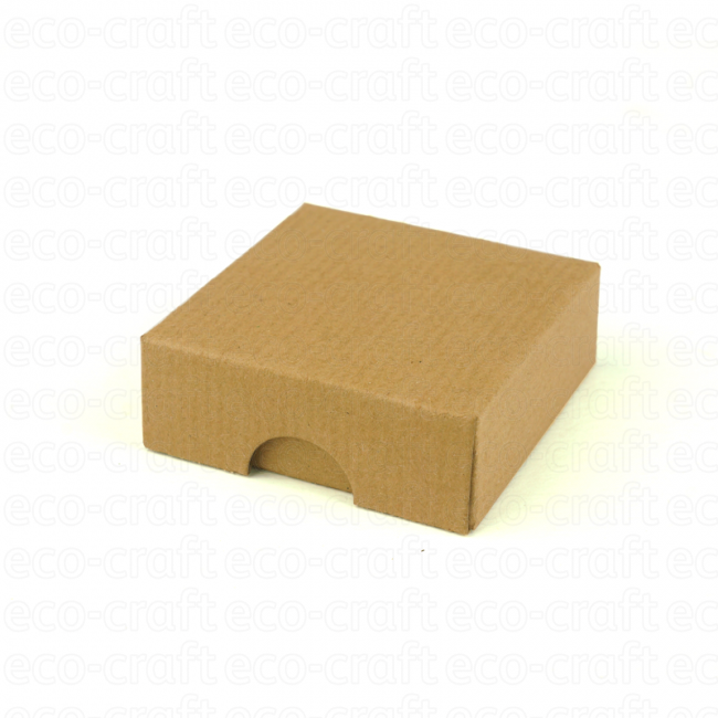 100% Recycled Ribbed Boxes, Min. Order (Pack of 10 pieces)