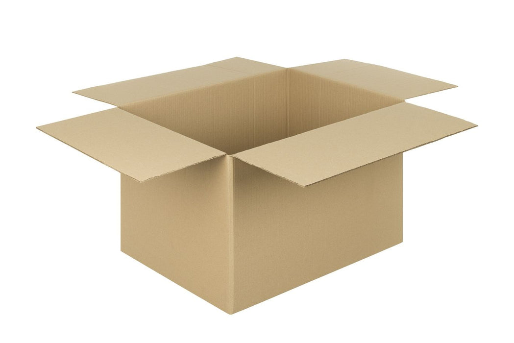100% Recycled Brown Double Wall Cardboard Boxes - The sustainable sourcing company