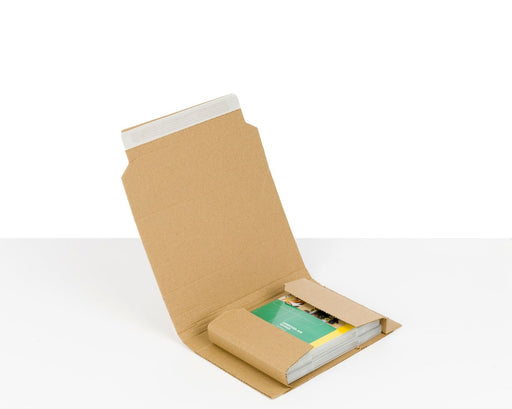 100% Recycled Brown Book Wrap Mailers - The sustainable sourcing company