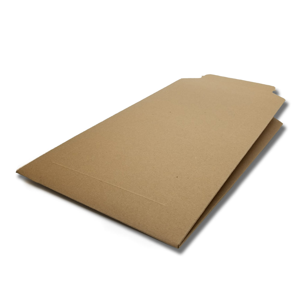 100% Recycled Gusseted Paper Apparel Mailer, Min. Order (Pack of 10 pieces)