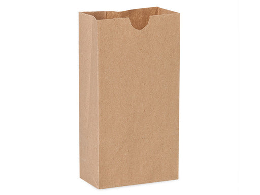 100% Recycled Brown Kraft Gift Sack, Min. Order (Pack of 10 pieces)