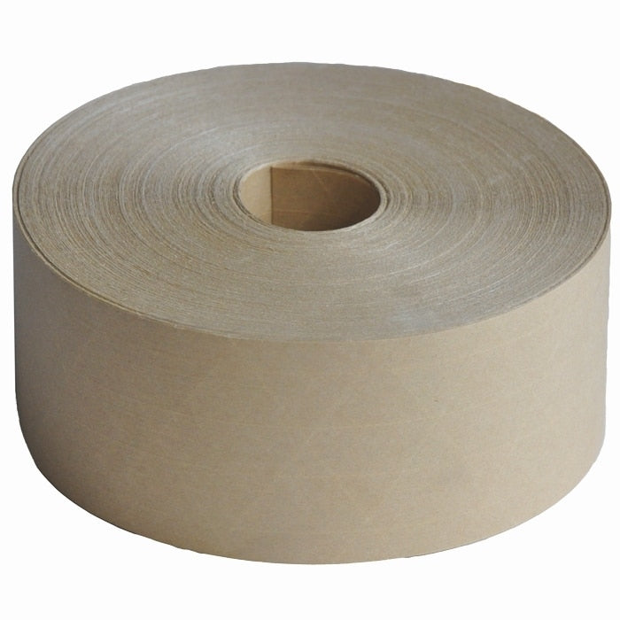 Water Activated Kraft Paper Tape FSC certified Paper, Min. Order (Pack of 10 pieces)