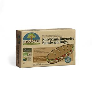 100% FSC Certified Sub/Mini-Baguette Sandwich Bags, Min. Order (Pack of 10 pieces)