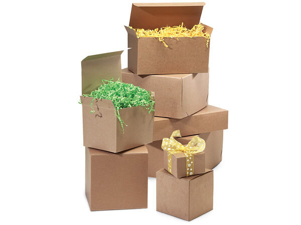 100% Recycled Kraft Gift Boxes, Min. Order (Pack of 10 pieces)
