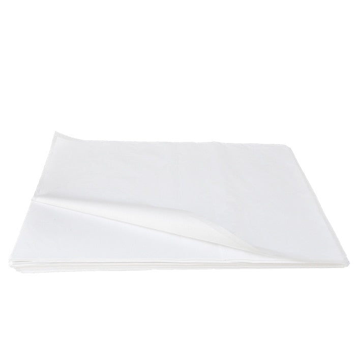 100% Recycled White Tissue Paper, Min. Order (Pack of 10 pieces)