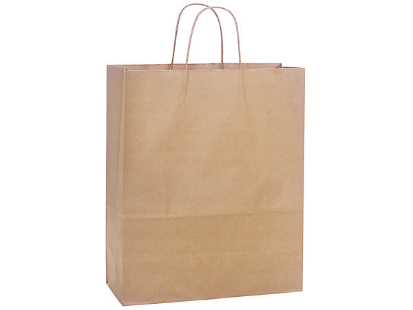 100% Recycled Paper Bags, Min. Order (Pack of 10 pieces)