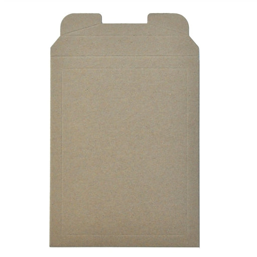 100% Recycled Rigid Mailer Extra Rigid Tab Lock, Min. Order (Pack of 10 pieces)