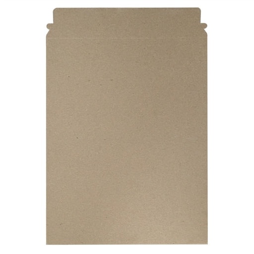 100% Recycled Rigid Mailer - Self Seal, Min. Order (Pack of 10 pieces)