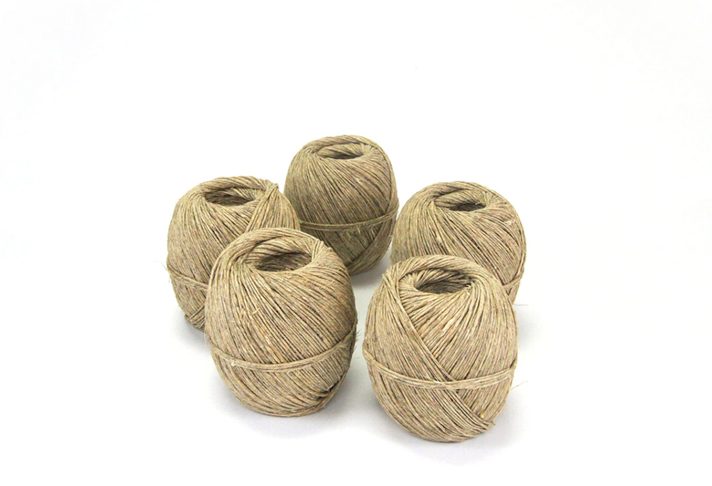 100% Hemp Twine 400ft One Spool, Min. Order (Pack of 10 pieces)