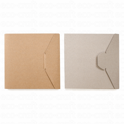 100% Recycled Card and Envelope Locking Box, Min. Order (Pack of 10 pieces)