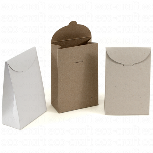 100% Recycled Taper Top Boxes, Min. Order (Pack of 10 pieces)