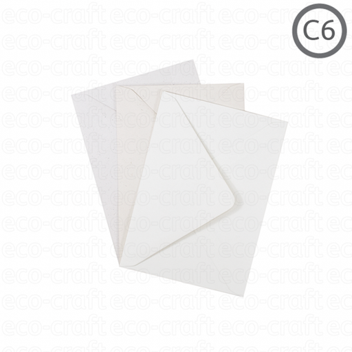 100% Recycled Envelopes, Min. Order (Pack of 10 pieces)