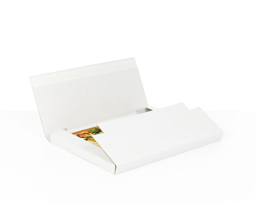 100% Recycled White Mailer Boxes