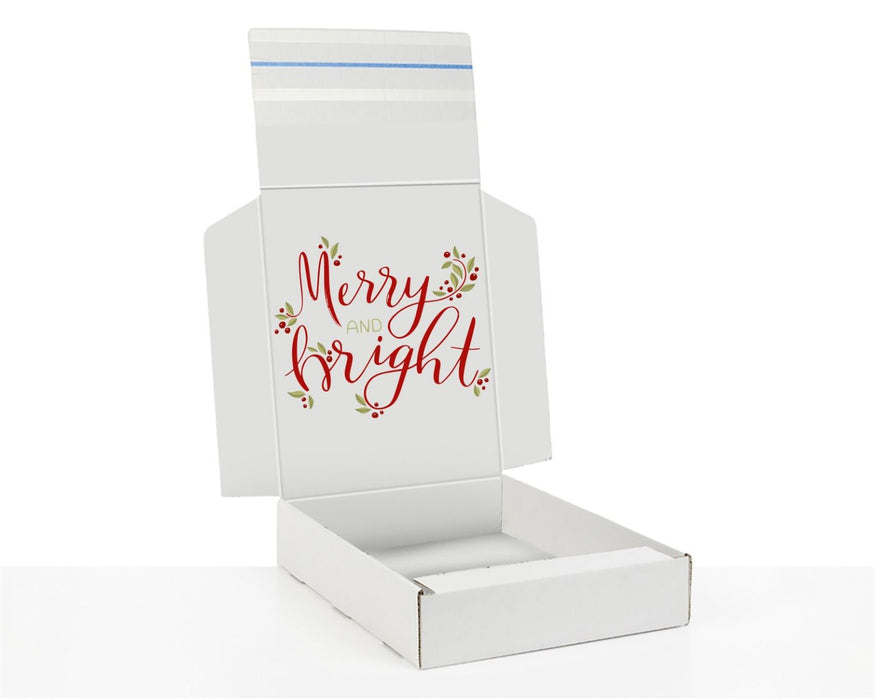 100% Recycled Boxes with Merry & Bright - The sustainable sourcing company