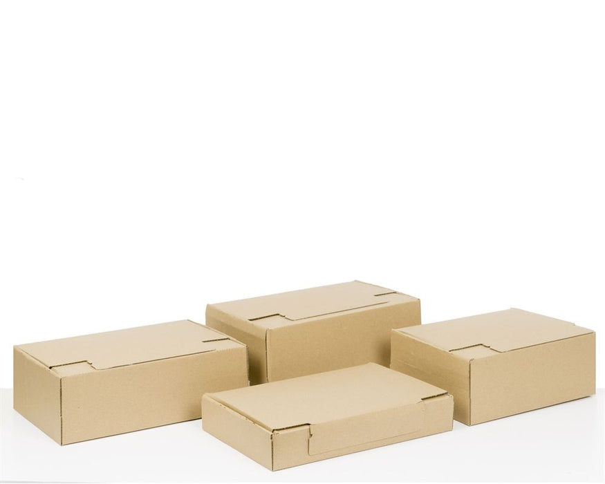 100% Recycled Brown Made2fit Cardboard Boxes