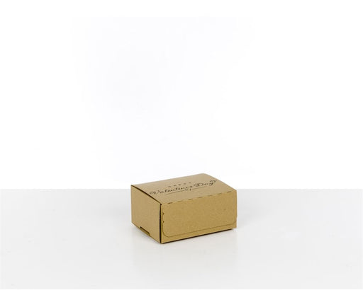 100% Recycled Boxes with Valentine's Wishes, Min. Order (Pack of 100 pieces)