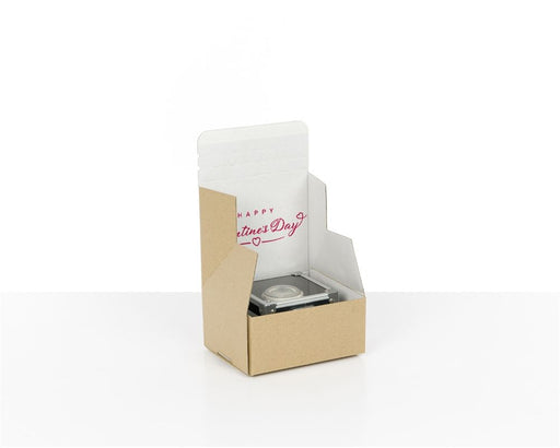 100% Recycled Boxes with Valentine's Wishes - The sustainable sourcing company