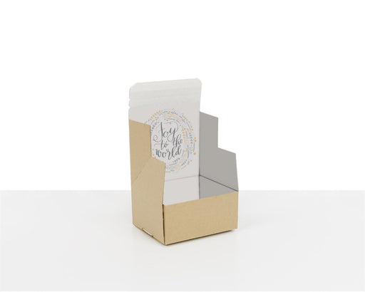 100% Recycled Boxes with Joy to the World - The sustainable sourcing company