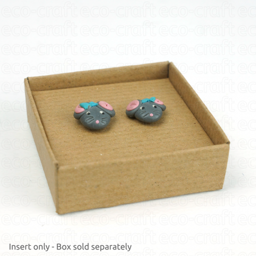 100% Recycled Box Inserts, Min. Order (Pack of 10 pieces)