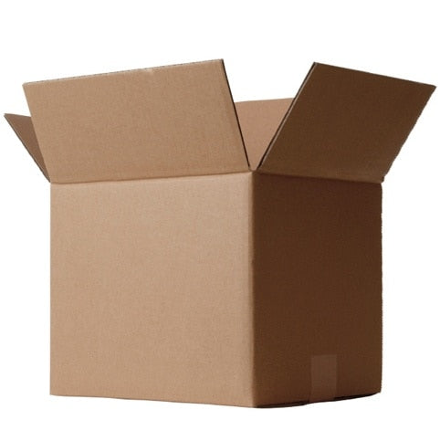 100% Recycled RSC Standard 32 ECT Corrugated Boxes, Min. Order (Pack of 10 pieces)