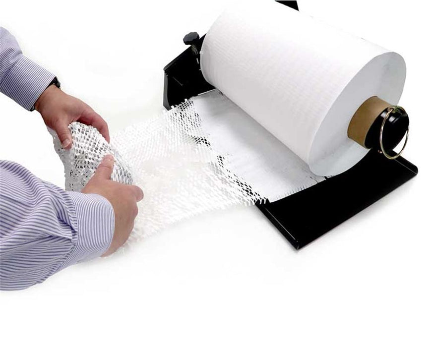 100% FSC Certified Paper Bubble Wrap Starter Kit with dispenser 385mm width x 80gsm x 268m, Min. Order (Pack of 1 piece)