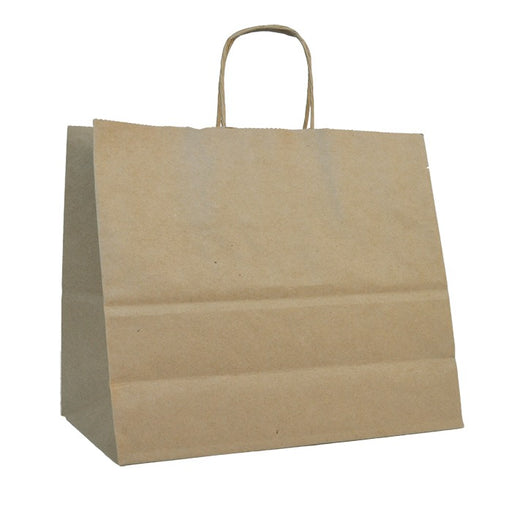 100% Recycled Paper Shopping Bags, Min. Order (Pack of 10 pieces)