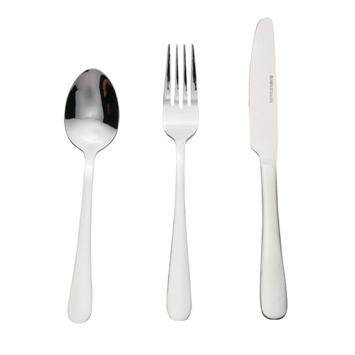 Reusable Stainless Steel Olympia Buckingham Cutlery Sample Set Pack of 3, Min. Order (Pack of 10 pieces)