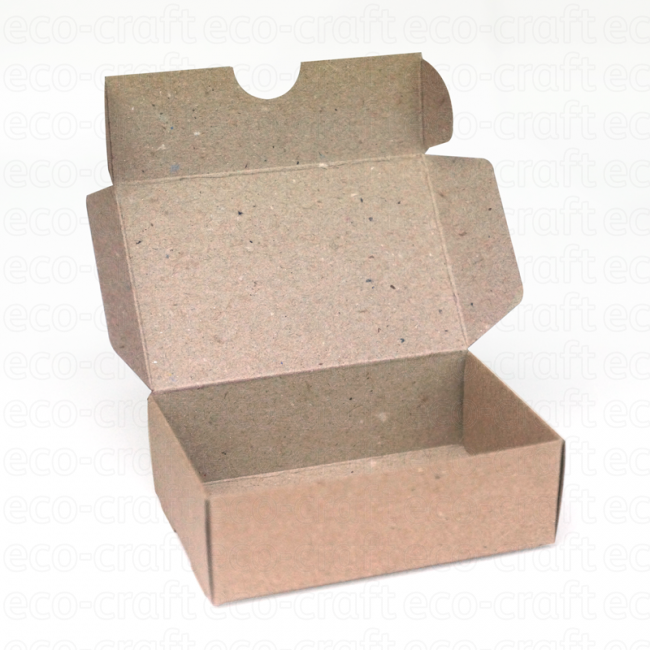 100% Recycled Soap Boxes, Min. Order (Pack of 10 pieces)