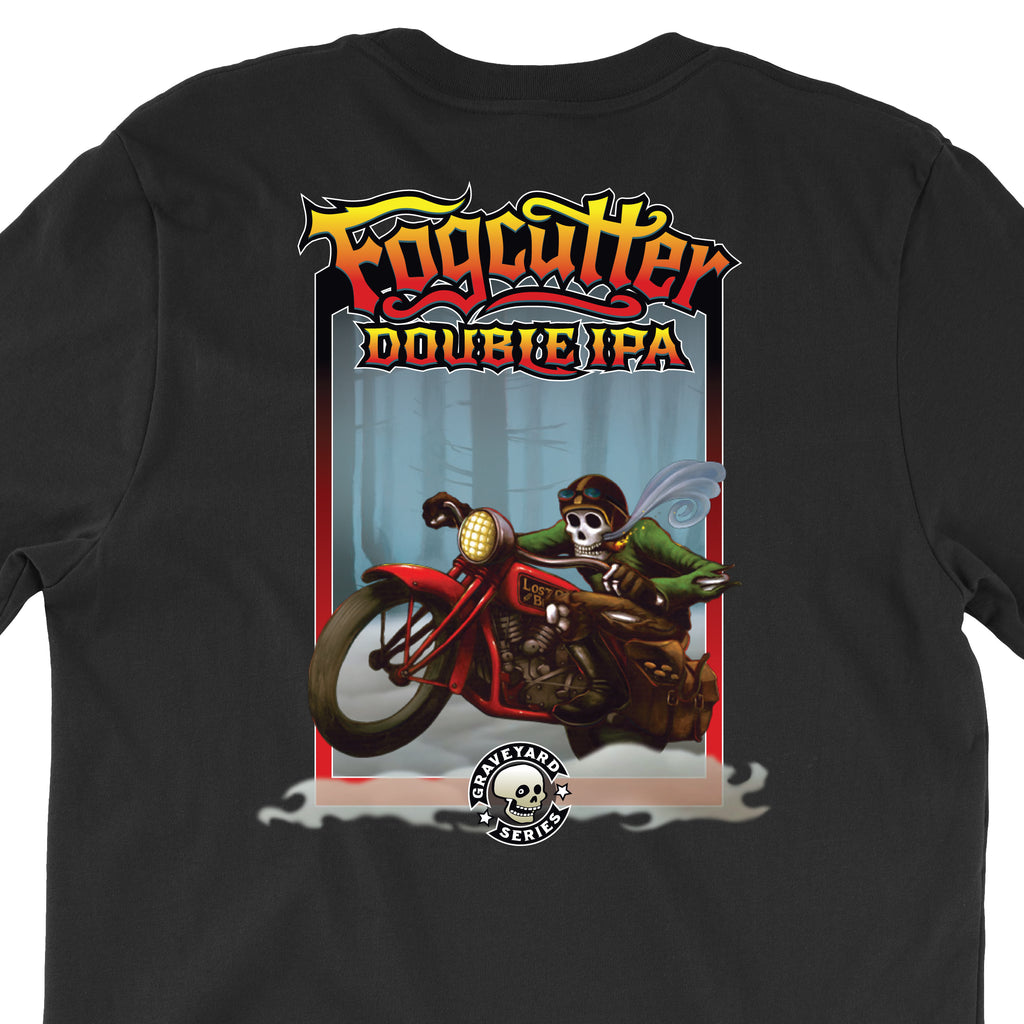 Fogcutter T-Shirts <P> (Two Colors)