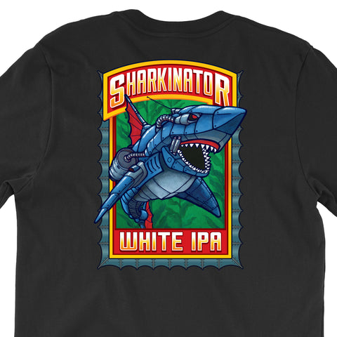 Sharkinator T-Shirt <P> (Two Colors)
