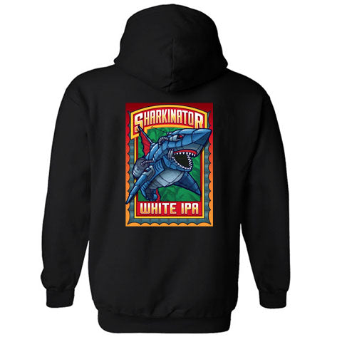 Sharkinator Hooded Sweatshirt