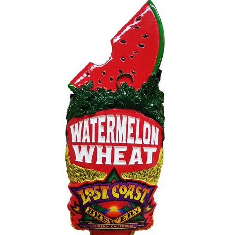 Watermelon Wheat Tap Handle
