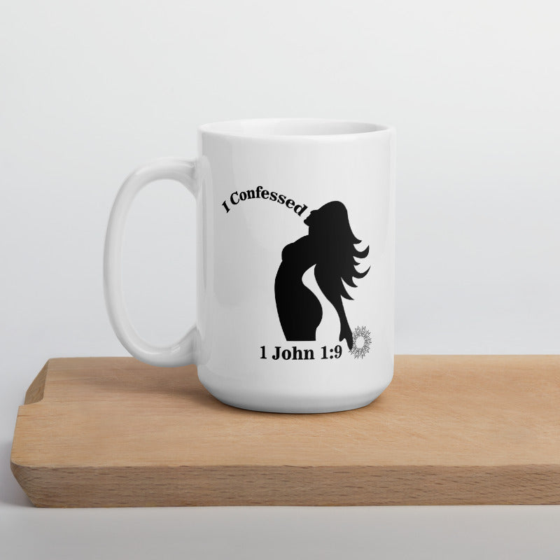 I Confessed Women's Empowerment Coffee Mug