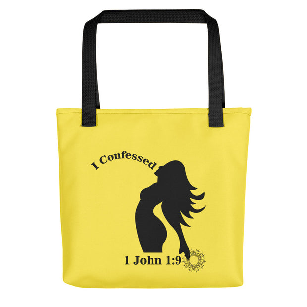 I Confessed Women's Empowerment Tote Bag