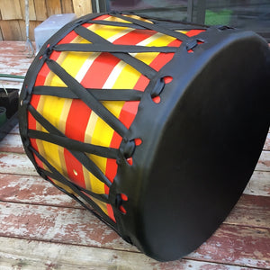 "24"" Raised Edge Drum"