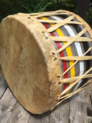 "26"" Raised Edge Drum"