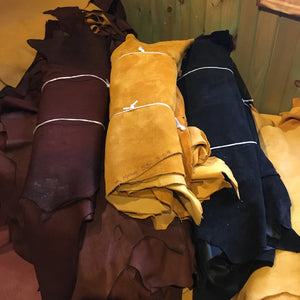 Moose Leather Bundle