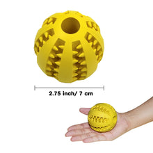 Load image into Gallery viewer, Doggykingdom® Tooth Cleaning Chew Dog Ball & Toy