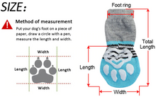 Load image into Gallery viewer, Doggykingdom® Cute Puppy Anti-Slip Shoes / Socks MUST HAVE!