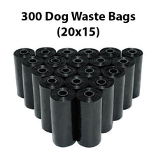 Preview Image: Dog Waste Bags + Dispenser and Leash Clip