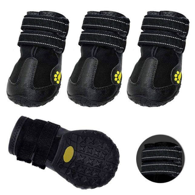 Doggykingdom Winter boots waterproof for dogs overview