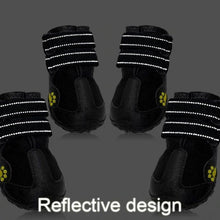 Preview Image: Doggykingdom Winter boots waterproof for dogs reflective design
