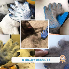 Load image into Gallery viewer, Gentle Deshedding Dog Brush Glove by Doggykingdom®