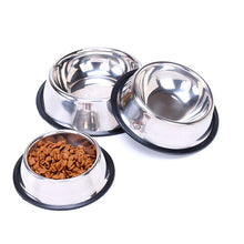 Load image into Gallery viewer, Doggykingdom® Stainless Steel Dog Bowl