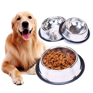 Doggykingdom® Stainless Steel Dog Bowl