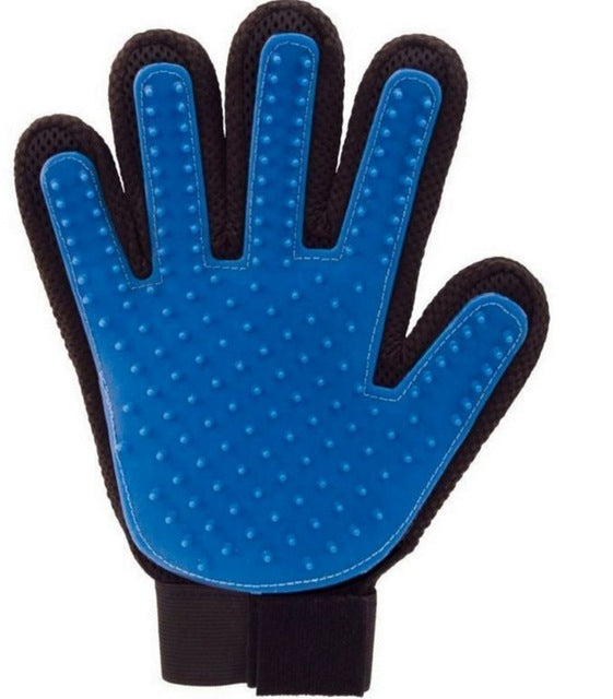 Gentle Deshedding Dog Brush Glove by Doggykingdom®