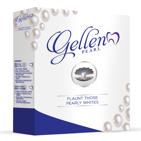 GELLEN PEARL PROFESSIONAL TEETH WHITENING